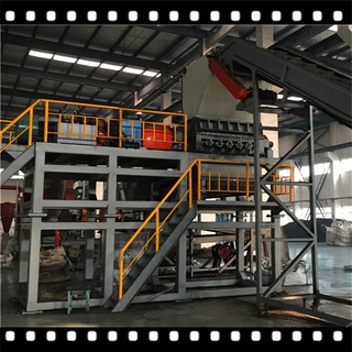 Grator / Rasper for waste tire recycling production line