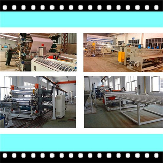 PVC Marble Sheet Machine