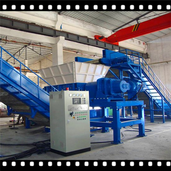 Waste Refrigerator Recycling Machine